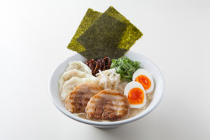 特製白豚骨ラーメン ¥880(税抜)